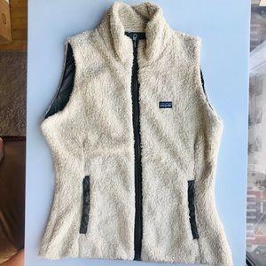 Patagonia Los Lobos Reversible Vest Size M